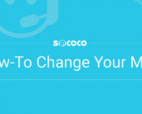 How-to Change Sococo Map