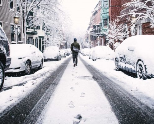 remote work during winter increases productivity
